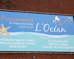 Poissonnerie l'Océan - Présentation